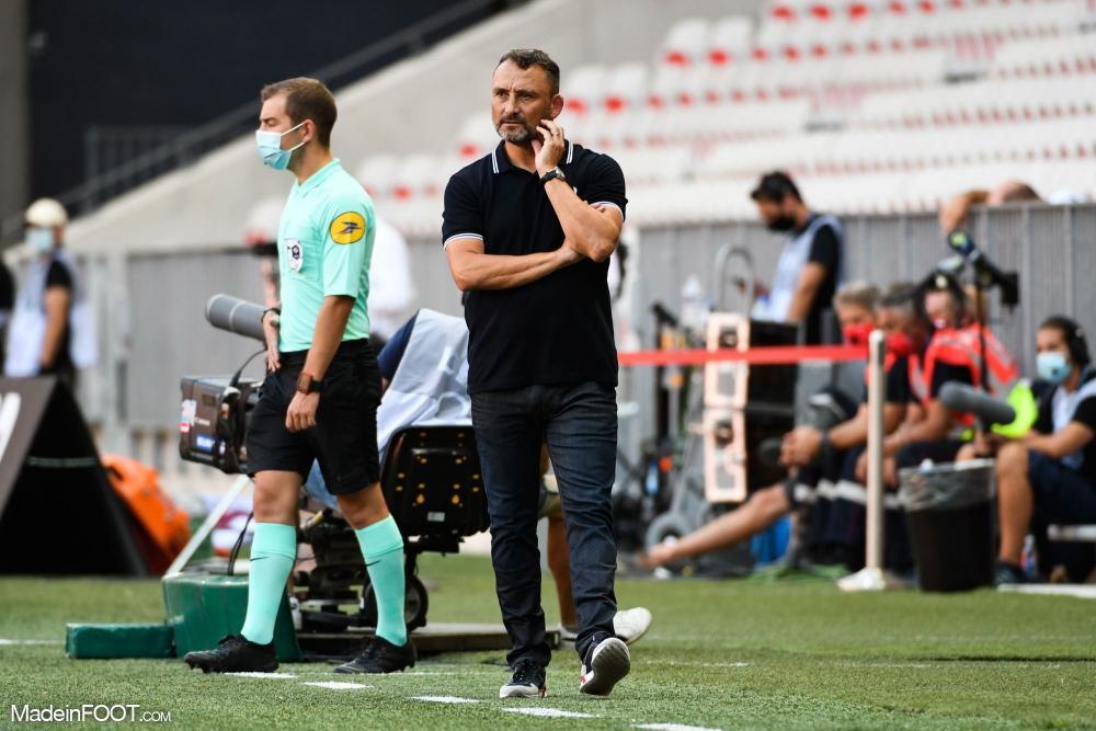 Franck Haise s'est exprimé sur la victoire des siens