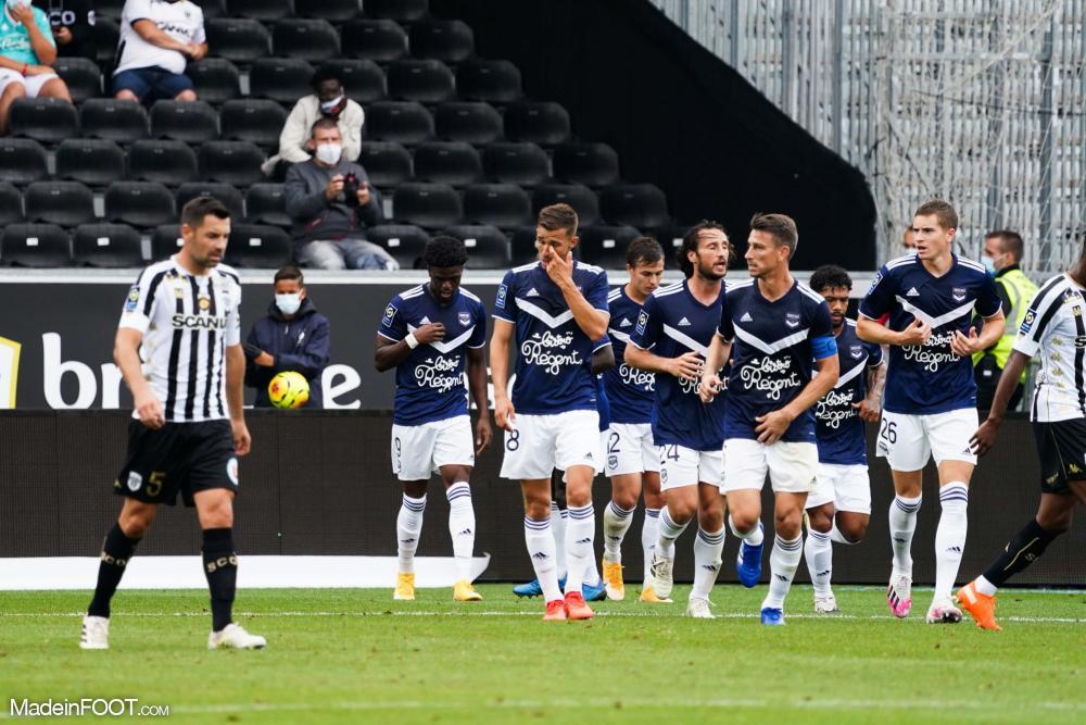 Les Girondins affrontent le RC Lens à 17h.