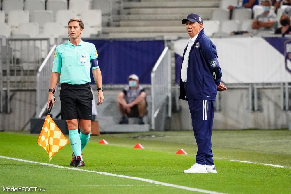Girondins - Jean-Louis Gasset ne cache plus son inquiétude