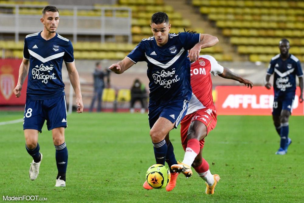 Les Girondins de Bordeaux ont lourdement chuté face à l'AS Monaco (4-0), ce dimanche après-midi en Ligue 1.