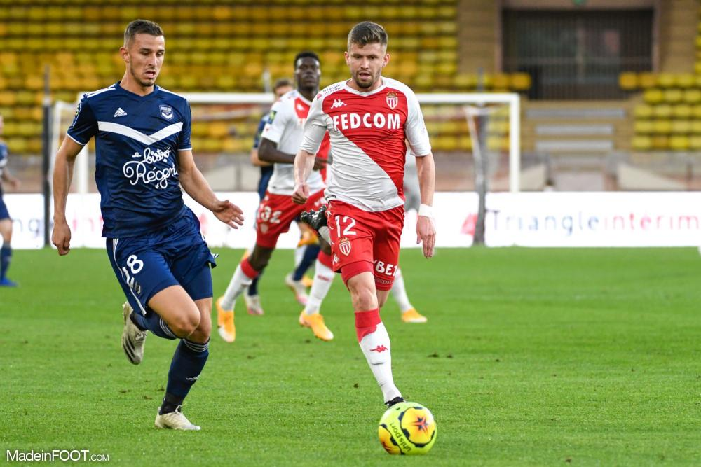 L'album photo du match entre l'AS Monaco et les Girondins de Bordeaux.