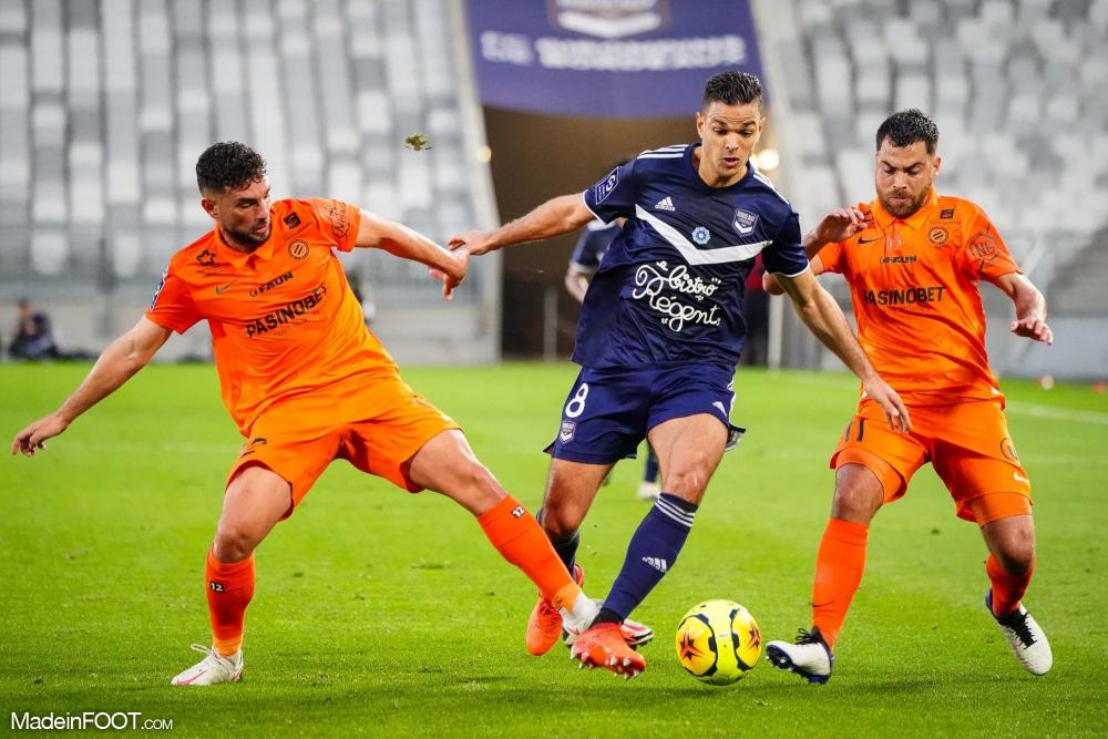 Les Girondins de Bordeaux se sont inclinés face au Montpellier HSC (0-2), ce samedi après-midi en Ligue 1.
