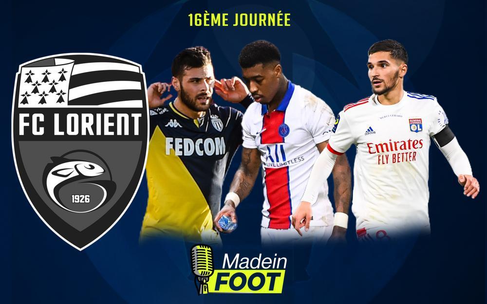 Le podcast de la 16ème journée de Ligue 1
