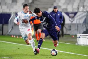 L'album photo du match entre les Girondins de Bordeaux et l'Olympique de Marseille.
