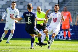 L'album photo du match entre les Girondins de Bordeaux et le RC Strasbourg Alsace.