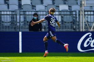 Ligue 1 - Temps de jeu des joueurs formés au club : le FCGB 9e en L1