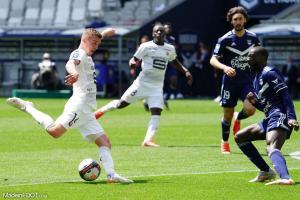 L'album photo du match entre les Girondins de Bordeaux et le Stade Rennais FC.