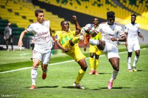 L'album photo du match entre le FC Nantes et les Girondins de Bordeaux.