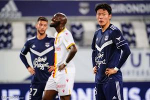 L'album photo du match entre les Girondins de Bordeaux et le RC Lens.