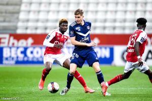 L'album photo du match entre le Stade de Reims et les Girondins de Bordeaux.