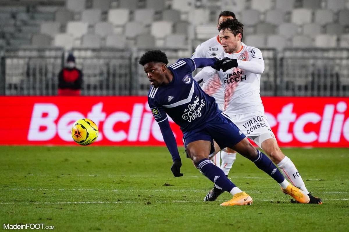 L'album photo du match entre les Girondins de Bordeaux et le FC Lorient.