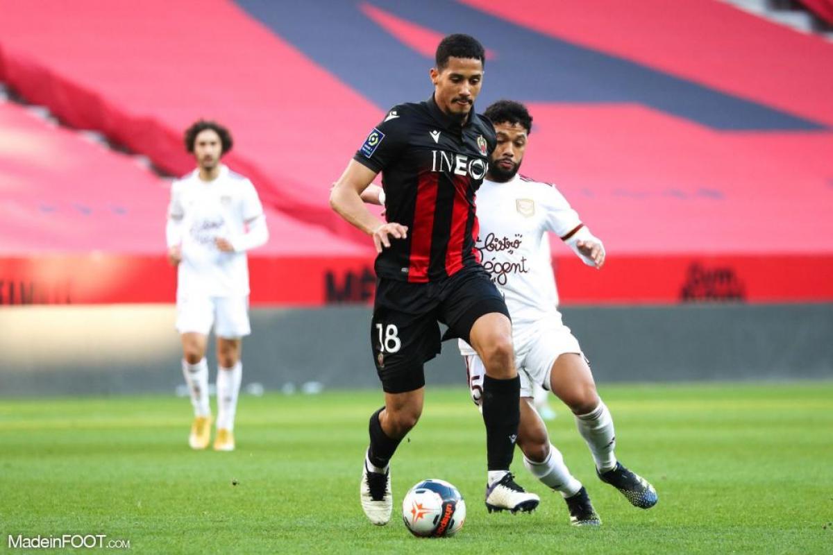 L'album photo du match entre l'OGC Nice et les Girondins de Bordeaux.