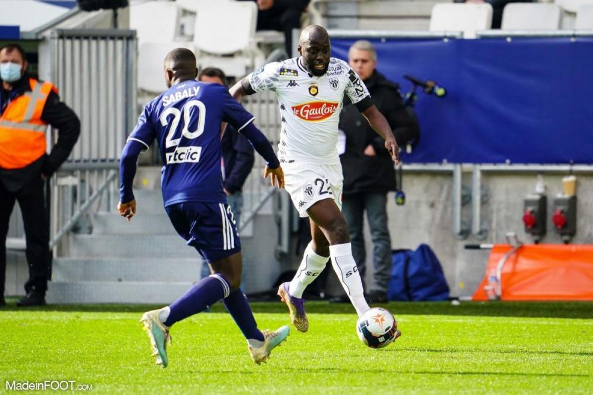 L'album photo du match entre les Girondins de Bordeaux et le SCO Angers.