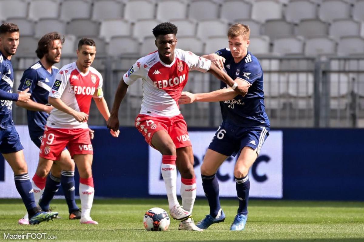 Ligue 1 - Les Girondins de Bordeaux n'ont rien pu faire face à l'AS Monaco (analyse et notes)