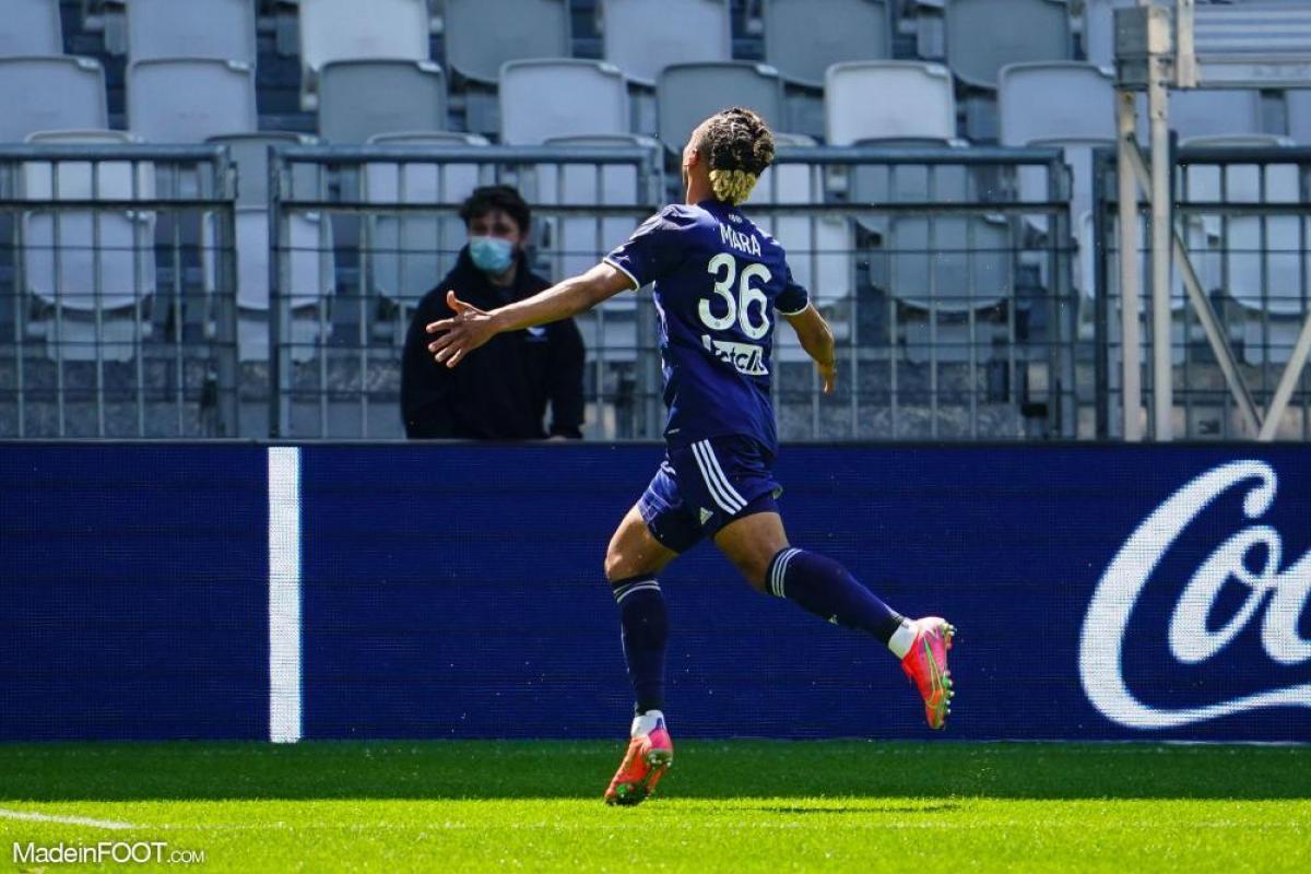 Les Girondins de Bordeaux ont dominé le Stade Rennais FC (1-0), ce dimanche après-midi en Ligue 1.