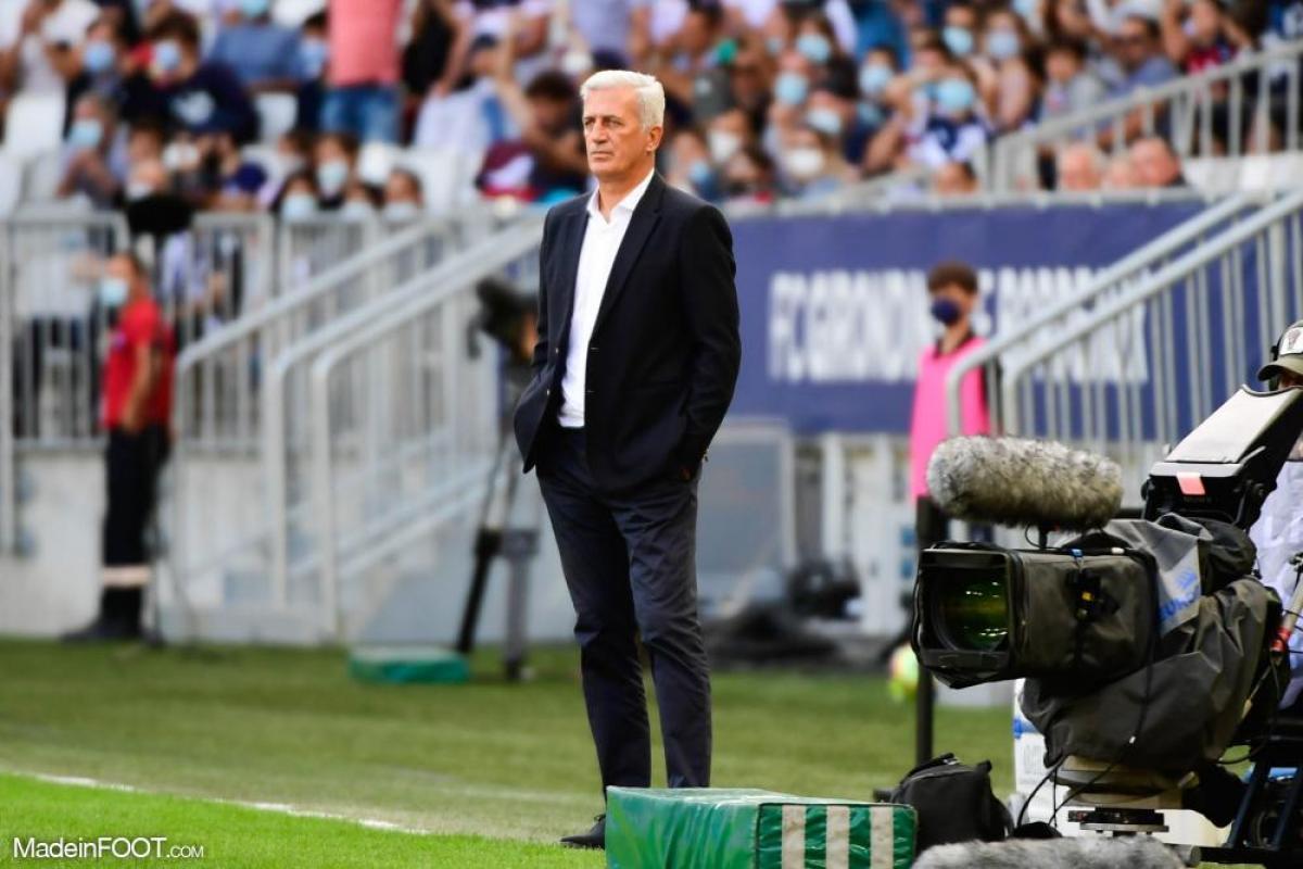 Vladimir Petkovic le coach des Girondins