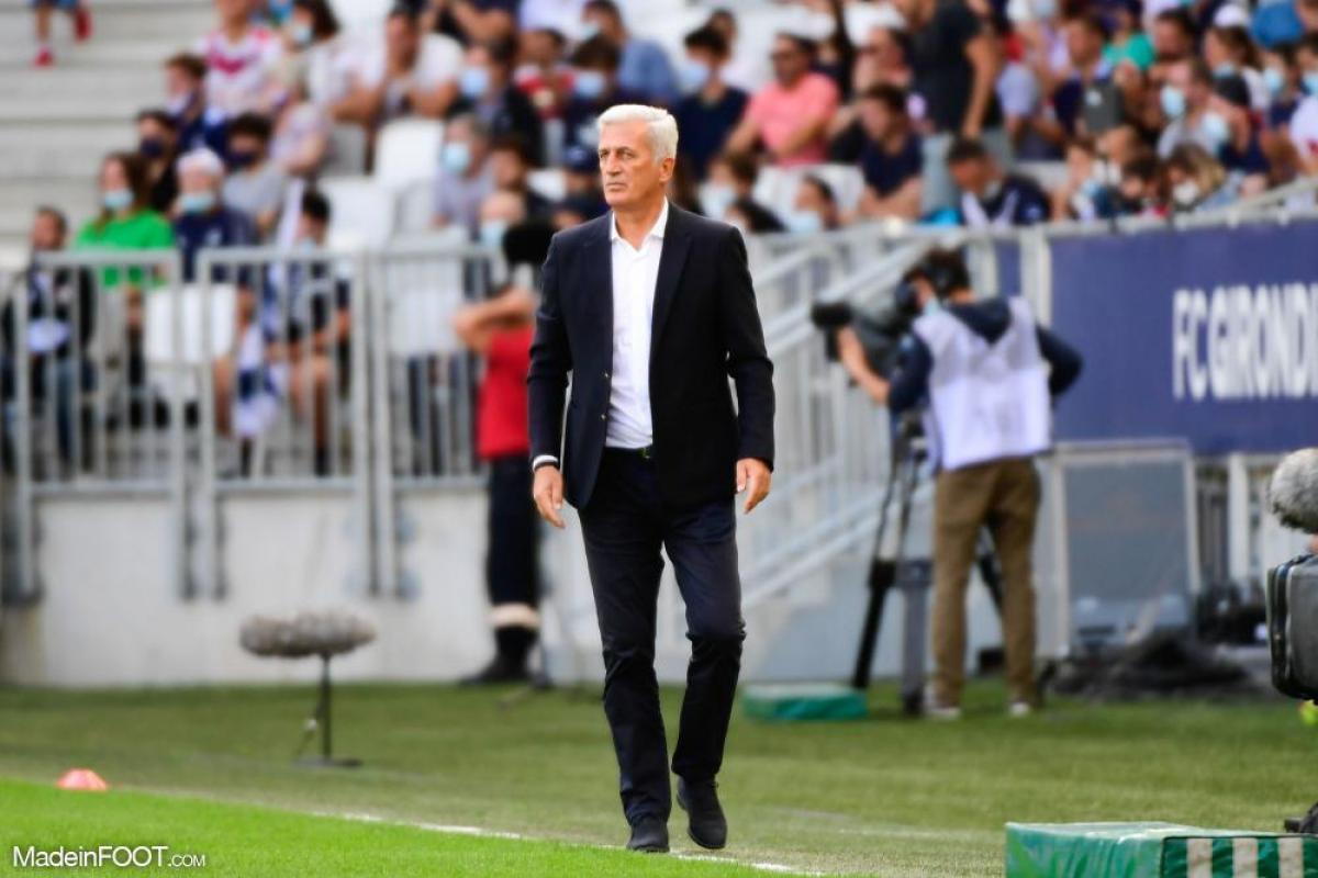 Petkovic, l'entraîneur de Bordeaux
