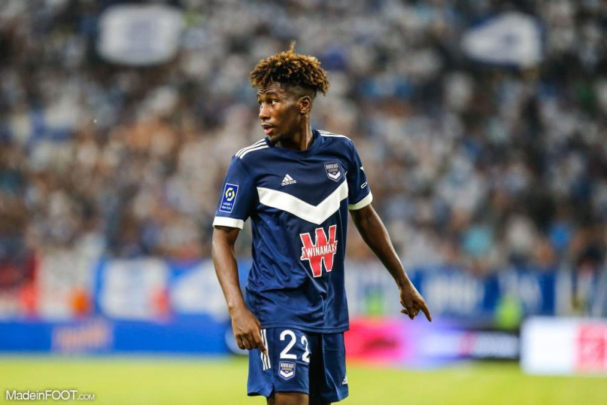 Pembélé est titulaire contre Rennes
