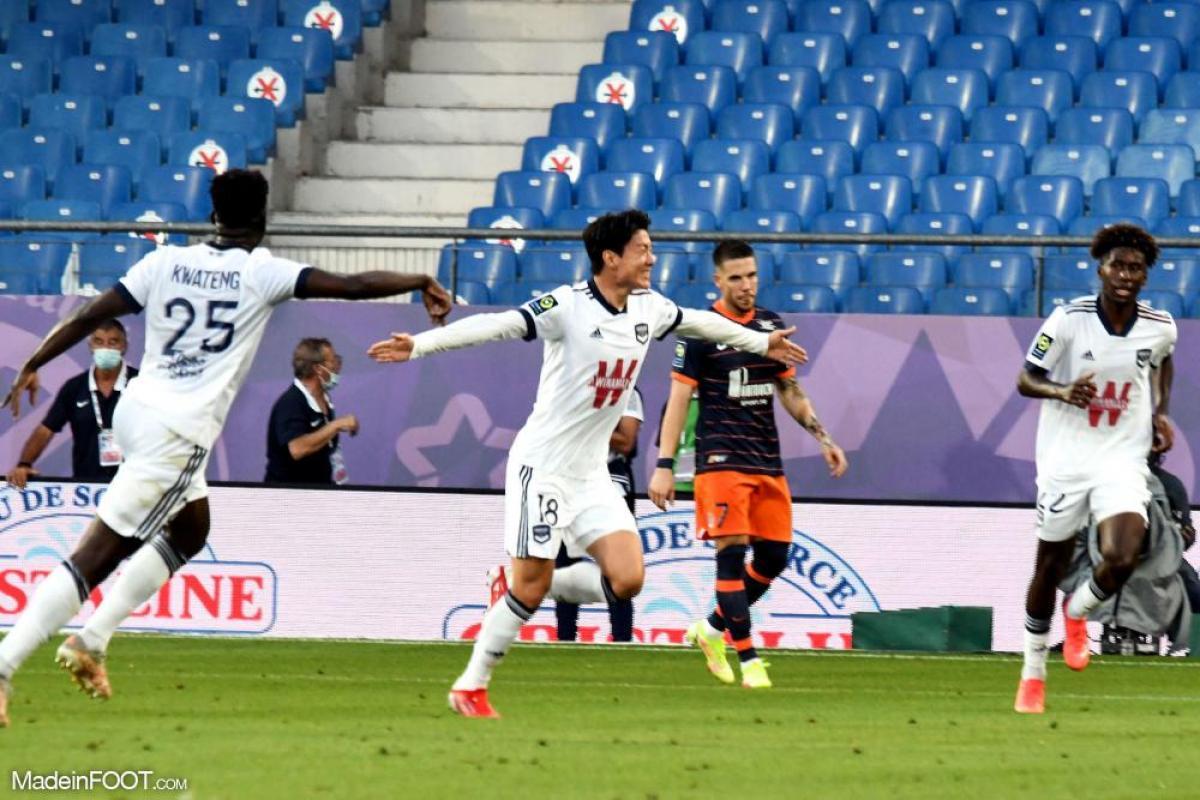 Montpellier et Bordeaux se partagent les points