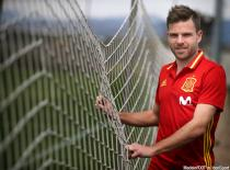 Spain national team training session In this picture, Asier Illarramendi. On March 22th, 2017.