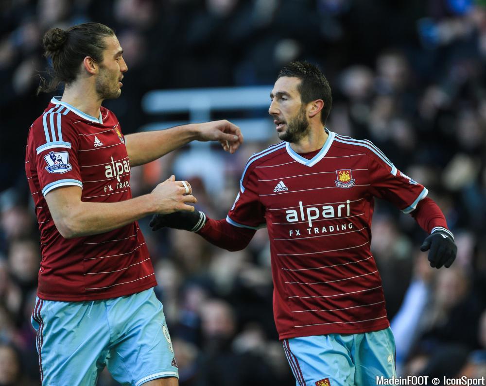 Morgan Amalfitano est libre depuis son départ de West Ham.