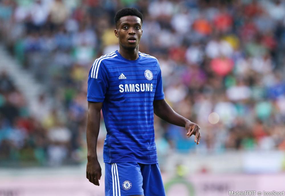 Nathaniel Chalobah pourrait rejoindre Bordeaux en prêt.