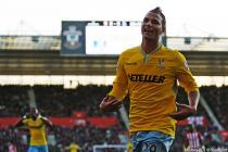 Marouane Chamakh - 24.01.2015 - Southampton / Crystal Palace - FA Cup