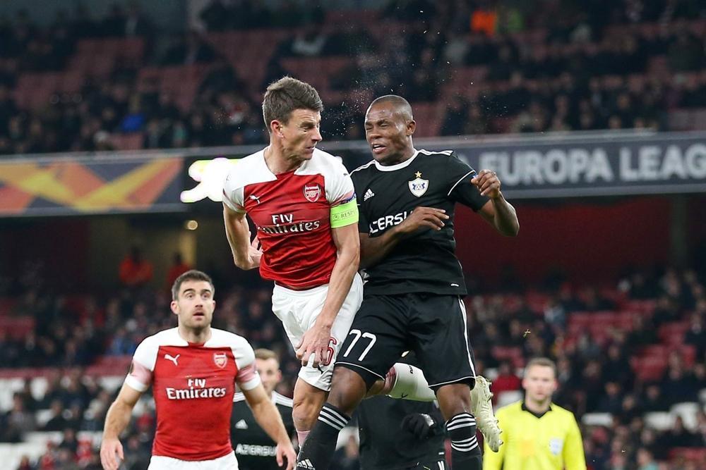 Laurent Koscielny a entamé son bras de fer avec Arsenal.