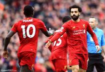 Mané, Salah (Liverpool)