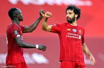 Mohamed Salah, Sadio Mané (Liverpool)