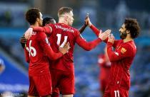 Henderson, Salah (Liverpool)