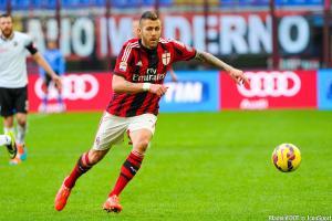 Jérémy Ménez a quitté le Milan AC, cet été, pour rebondir en Ligue 1