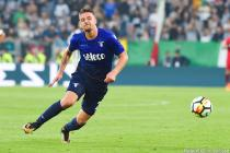 Sergej Milinkovic Savic  during the Serie A match between Juventus Turin and Lazio Rome on october 14, 2017